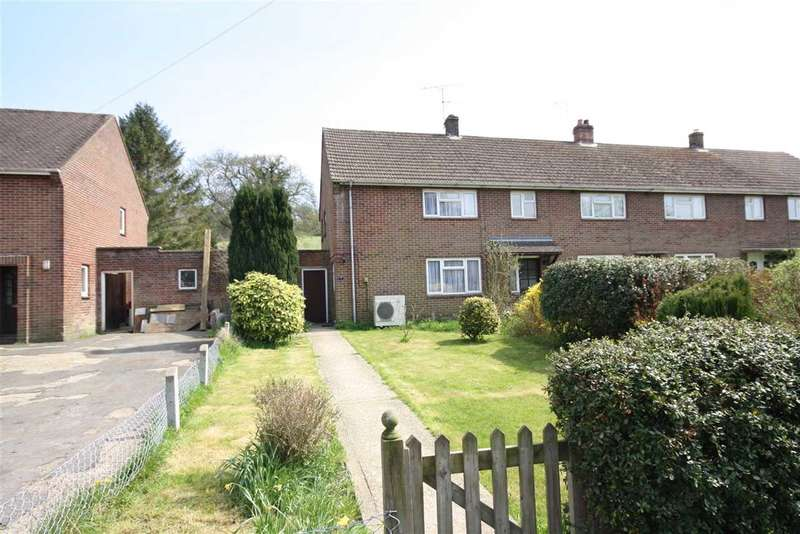 2 Bedrooms End Of Terrace House for sale in Old Barn Crescent, West Street, Waterlooville