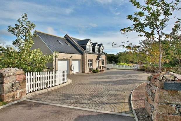 5 Bedrooms Detached House for sale in North Deeside Road, Peterculter, Aberdeenshire