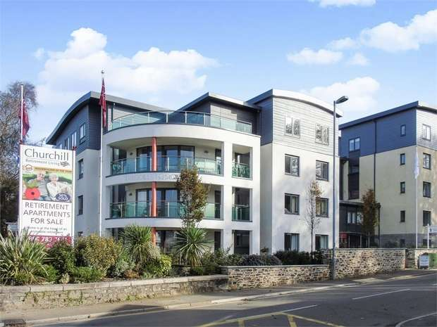 1 Bedroom Flat for sale in St Clements Hill, Truro, Cornwall