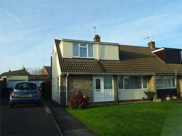3 Bedrooms Semi Detached House for sale in Kilbirnie Road, Bristol
