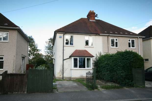 4 Bedrooms Semi Detached House for sale in Chestnut Avenue Headington Oxford