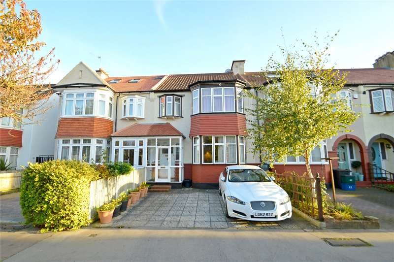 3 Bedrooms Terraced House for sale in Selwood Road, Croydon