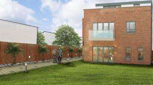 2 Bedrooms Flat for sale in Nova House, 604-606 Cranbrook Road, Ilford