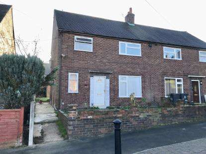 3 Bedrooms Semi Detached House for sale in Chiltern Place, Knutton, Newcastle Under Lyme, Staffs