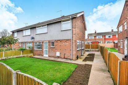 3 Bedrooms Semi Detached House for sale in Church View, New Houghton, Derbyshire