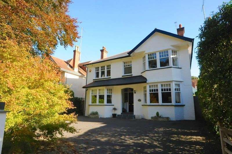 5 Bedrooms Detached House for sale in Chester Road, Branksome Park, Poole