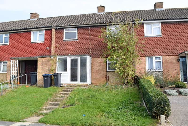 3 Bedrooms Terraced House for sale in Abbotsweld, Harlow, CM18 6TQ