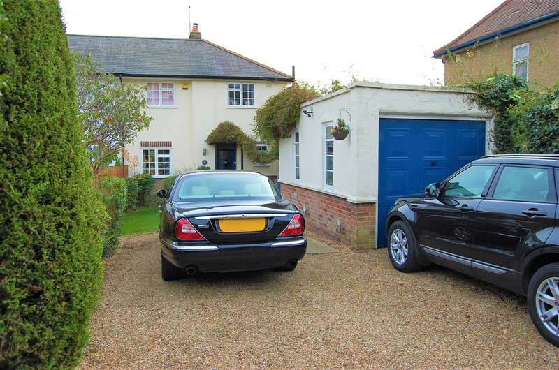 3 Bedrooms Semi Detached House for sale in Wood Lane End, Hemel Hempstead