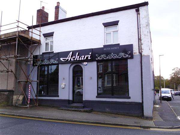 2 Bedrooms Commercial Property for sale in Redlam, Blackburn
