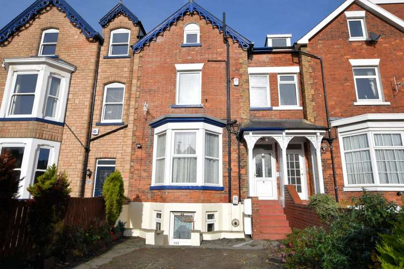5 Bedrooms Terraced House for sale in Avenue Road, Falsgrave, Scarborough, North Yorkshire YO12 5JU
