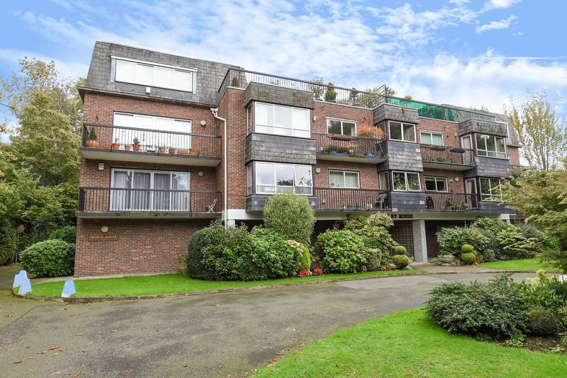 3 Bedrooms Flat for sale in Moray House, 100 Rickmansworth Road, Northwood