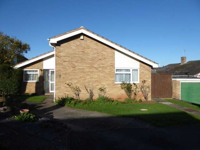 3 Bedrooms Detached Bungalow for sale in Althorpe Drive Loughborough