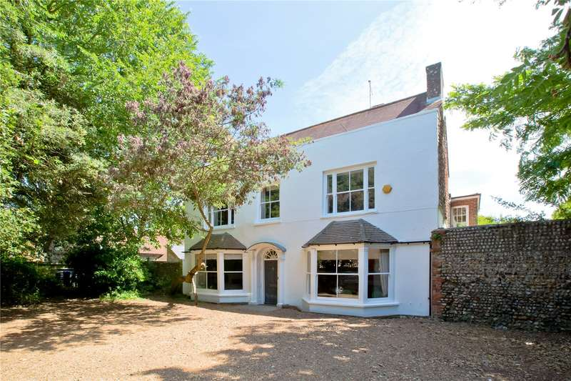 7 Bedrooms Detached House for sale in Southwick Street, Southwick, Brighton, West Sussex, BN42