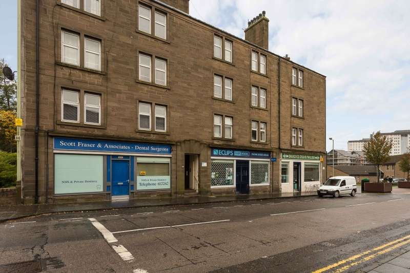 1 Bedroom Flat for sale in High Street, Dundee, Angus, DD2 3AW