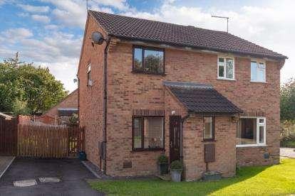 2 Bedrooms Semi Detached House for sale in Donnington, Bradville, Milton Keynes, Buckinghamshire