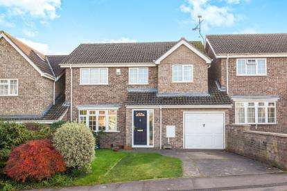4 Bedrooms Link Detached House for sale in Jubilee Drive, Thornbury, Bristol, Gloucestershire