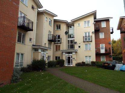 1 Bedroom Flat for sale in Seymour House, Sandy Lane, Coventry, West Midlands