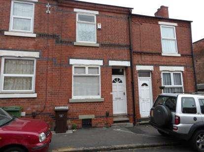 2 Bedrooms Terraced House for sale in Ewart Road, Forest Fields, Nottingham