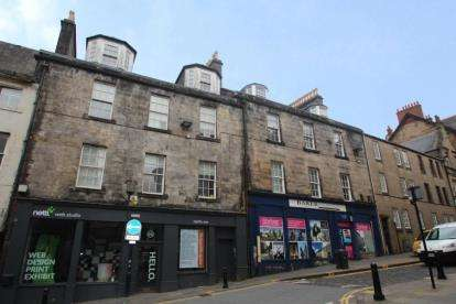 1 Bedroom Flat for sale in Baker Street, Stirling