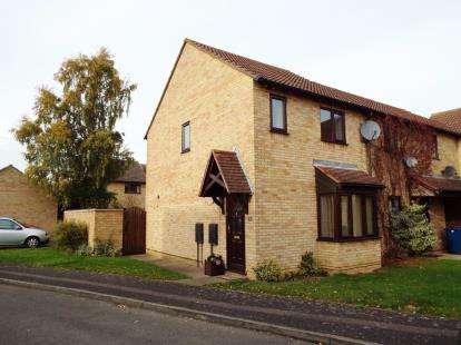3 Bedrooms End Of Terrace House for sale in Milton, Cambridge, Cambridgeshire