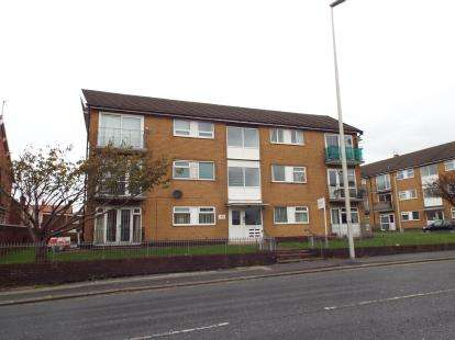 2 Bedrooms Flat for sale in Waterloo Road, Blackpool, Lancashire, FY4