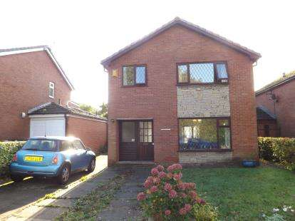 4 Bedrooms Detached House for sale in Oak Avenue, Penwortham, Preston, Lancashire, PR1