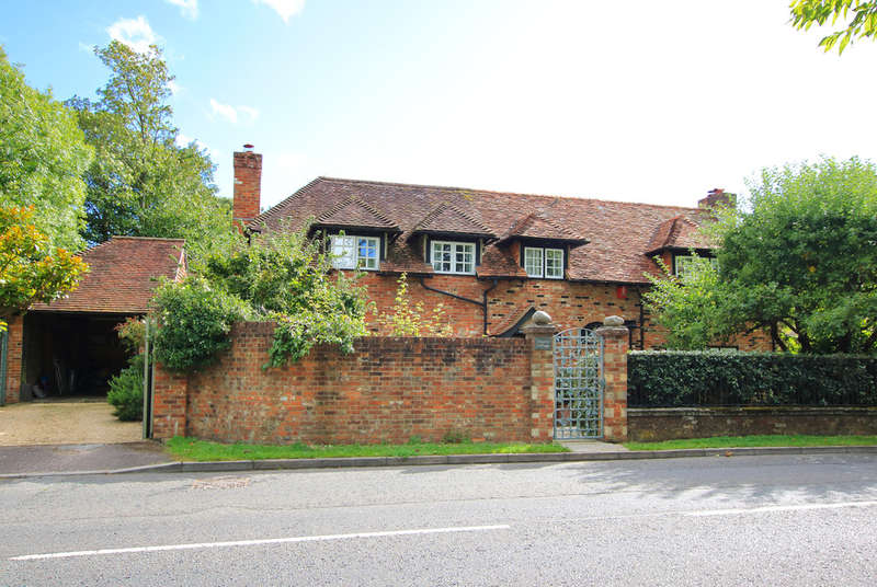 4 Bedrooms Detached House for sale in All Saints Road, Lymington, Hampshire