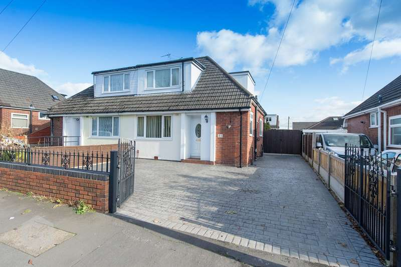 3 Bedrooms Semi Detached House for sale in Long Lane, Hindley Green, Wigan, WN2