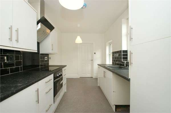 2 Bedrooms Ground Flat for sale in Cromer Street, York, YO30