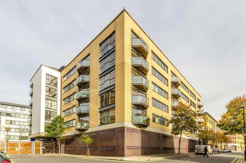 2 Bedrooms Flat for sale in New Wharf Road, Islington, N1