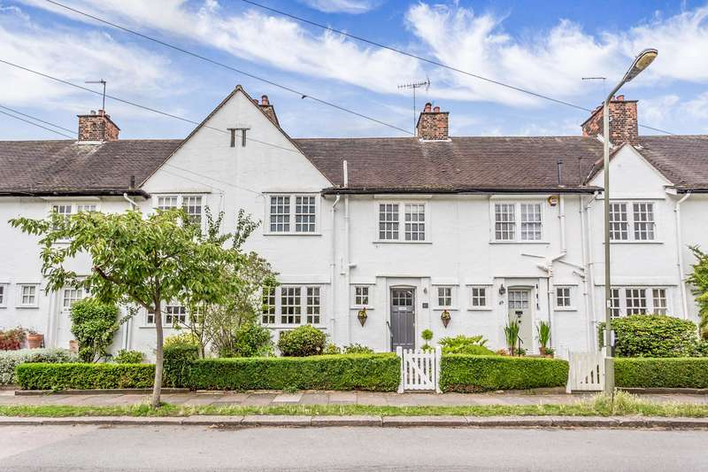 4 Bedrooms House for sale in Erskine Hill, Hampstead Garden Suburb