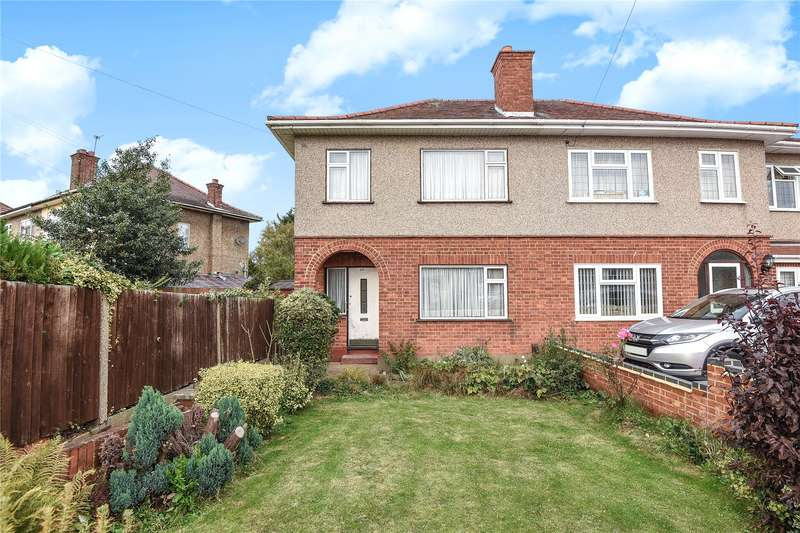3 Bedrooms Semi Detached House for sale in Byron Way, Hayes, Middlesex, UB4