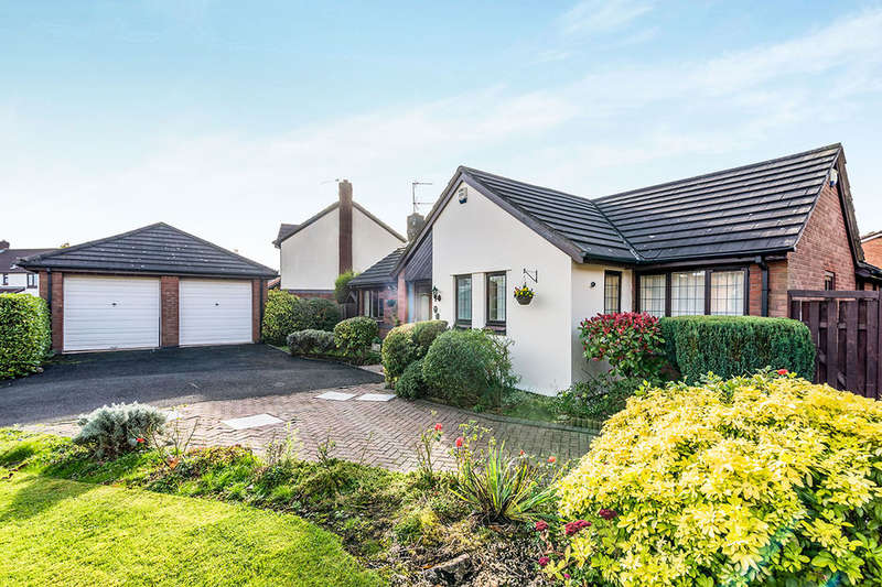 3 Bedrooms Detached Bungalow for sale in Ennerdale Close, Priorslee, Telford, TF2