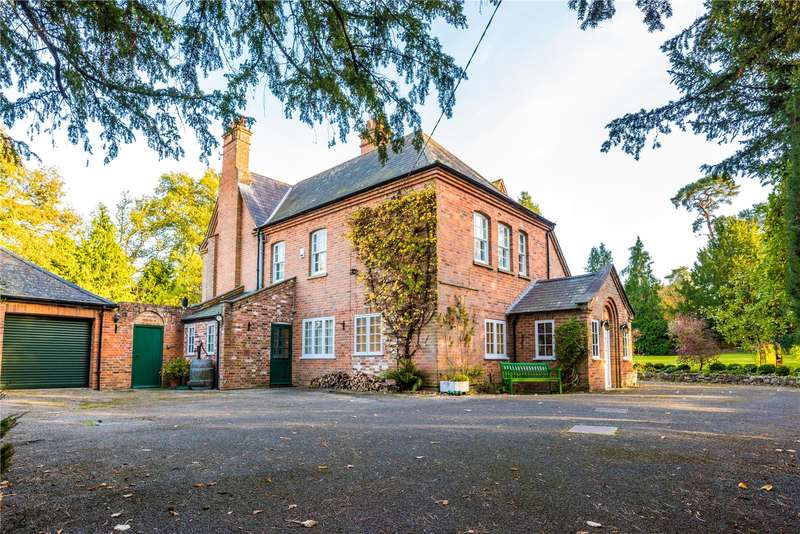 7 Bedrooms Detached House for sale in Church Lane, Worton, Devizes, Wiltshire, SN10