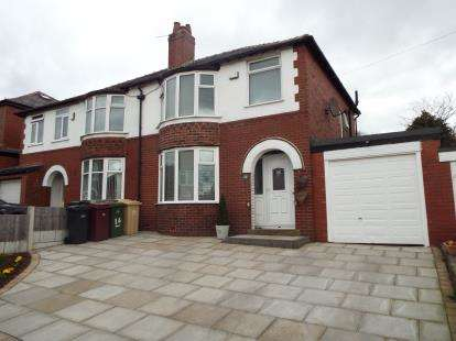 3 Bedrooms Semi Detached House for sale in Limefield Road, Bolton, Greater Manchester
