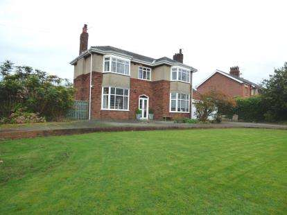 3 Bedrooms Detached House for sale in Liverpool Road, Hutton, Preston, Lancashire, PR4