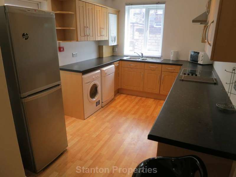 5 Bedrooms Terraced House for rent in ?95 pppw, Braemar Road, Fallowfield