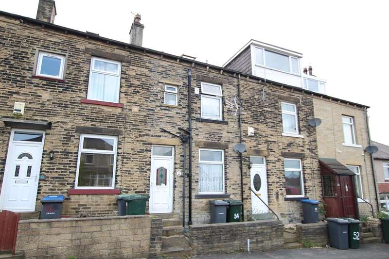 3 Bedrooms Terraced House for sale in Jer Lane, Bradford, BD7 4NP