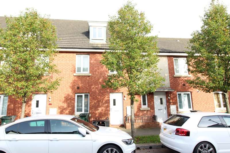 3 Bedrooms Town House for sale in East Dock Road, Newport, NP20