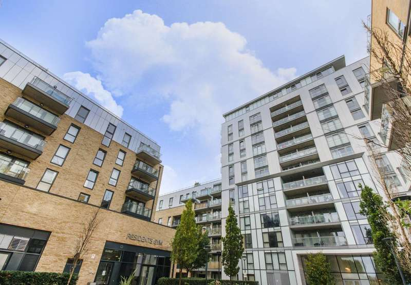 1 Bedroom Flat for sale in New Festival Avenue, Canary Wharf, E14