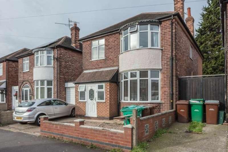 5 Bedrooms Detached House for sale in Grassington Road, Nottingham, Nottinghamshire, NG8
