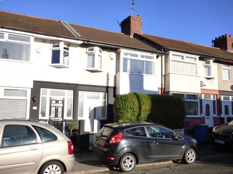 3 Bedrooms Terraced House for sale in Withnell Road, Liverpool, Merseyside, L13