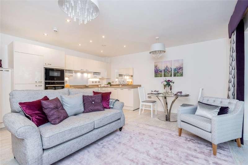 2 Bedrooms Barn Conversion Character Property for sale in Oatlands Drive, Weybridge, Surrey, KT13