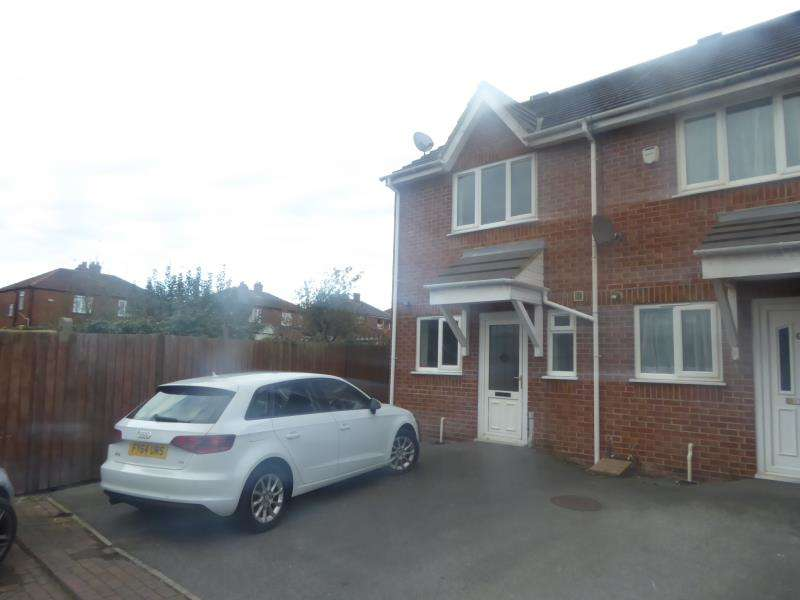 2 Bedrooms House for sale in St Alban Court, Gipton, LS9