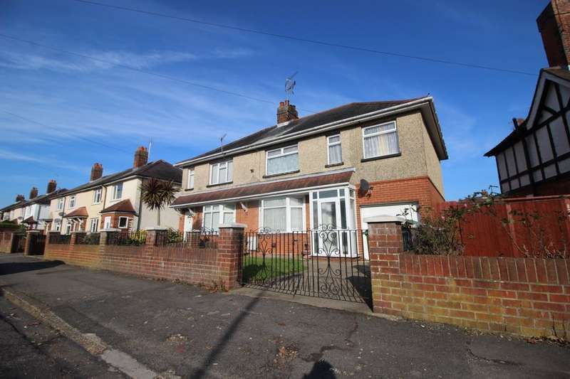 3 Bedrooms Semi Detached House for sale in Coxford Drove, Southampton, SO16