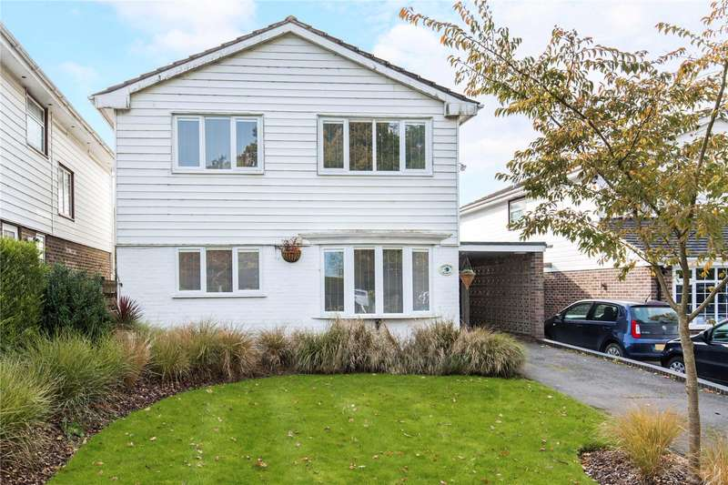 4 Bedrooms Detached House for sale in Lyoth Lane, Lindfield, Haywards Heath, West Sussex, RH16