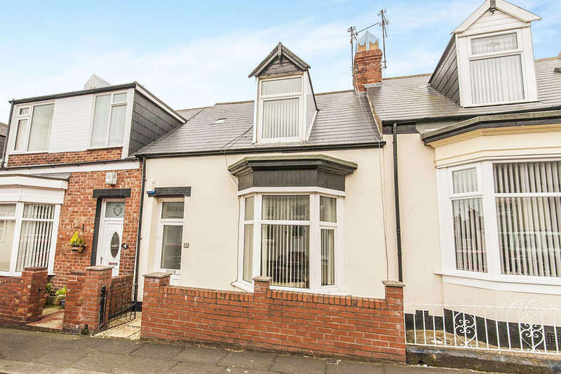 2 Bedrooms Property for sale in Ingleby Terrace, High Barnes, Sunderland, SR4