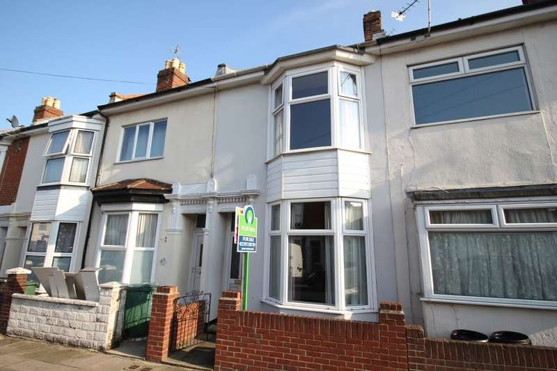 3 Bedrooms Property for sale in Prince Albert Road, Southsea, PO4