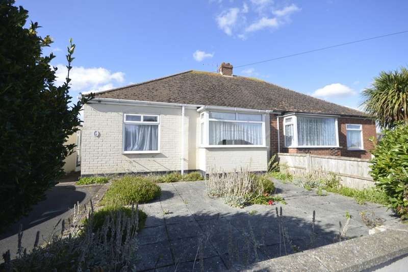 2 Bedrooms Semi Detached Bungalow for sale in Mill Hill, Deal, CT14