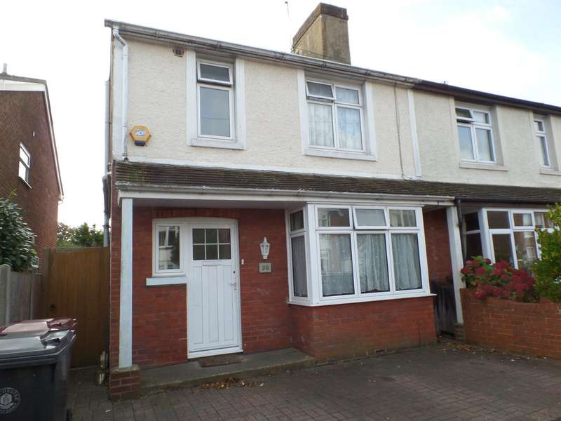 4 Bedrooms Semi Detached House for rent in Kings Avenue, Chichester